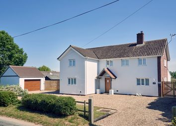 Thumbnail 6 bed farmhouse for sale in Church Road, Mutford, Beccles