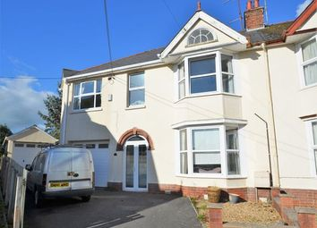 Thumbnail 4 bed semi-detached house for sale in Middlemead Road, Tiverton