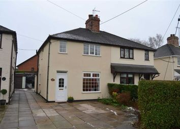 Thumbnail Semi-detached house to rent in High Lane, Cheddleton Heath, Cheddleton Heath