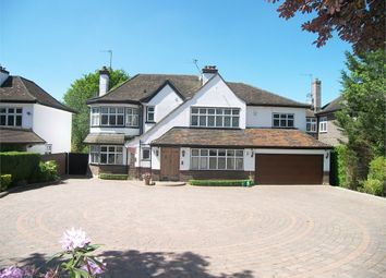 Thumbnail 5 bedroom detached house for sale in Great North Road, Brookmans Park, Hertfordshire