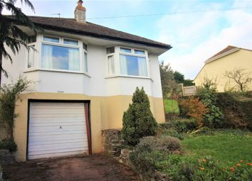 Thumbnail 2 bed detached bungalow for sale in Cecilia Road, Preston, Paignton