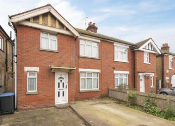 3 bed semi-detached house for sale in Westover Road, Broadstairs CT10