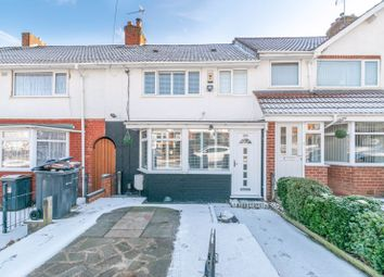 3 bed terraced house for sale in Sir Hiltons Road, West Heath, Birmingham B31
