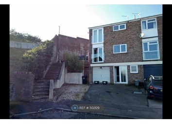 Thumbnail 3 bedroom end terrace house to rent in Rippleside, Portishead, Bristol