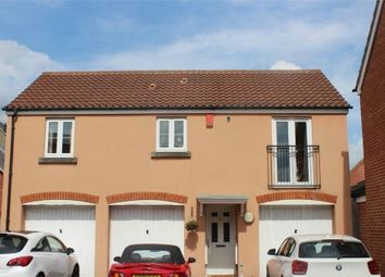 Thumbnail 2 bed detached house for sale in Worle Moor Road, Weston-Super-Mare