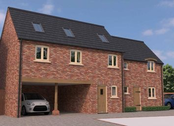 Thumbnail Property for sale in Riverside Mews, Bridge Street, Saxilby, Lincolnshire