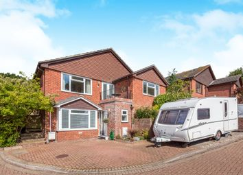 Thumbnail 3 bed detached house for sale in Wilkins Way, Bexhill-On-Sea