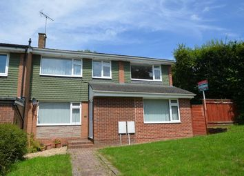 Thumbnail 5 bed end terrace house for sale in Manor Crescent, Honiton