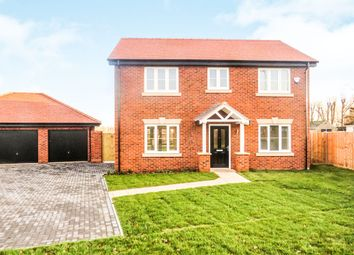 Thumbnail 4 bed detached house for sale in Acres Walk, Beck Row, Bury St Edmunds