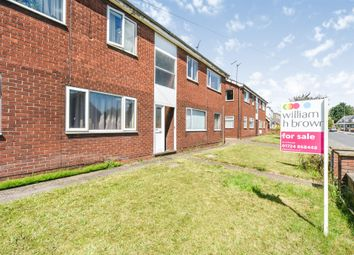 Thumbnail 1 bed flat for sale in Warwick Road, Scunthorpe