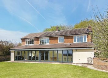 Thumbnail 5 bed detached house for sale in Langar Road, Barnstone, Nottingham