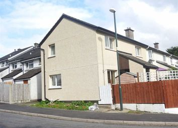 Thumbnail 3 bed semi-detached house for sale in Bro Teifi, Cardigan