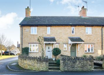 Thumbnail 2 bed end terrace house for sale in Silver Street, Misterton, Crewkerne
