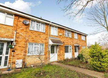 Thumbnail 3 bed terraced house for sale in Halsey Drive, Hitchin, Hertfordshire, England