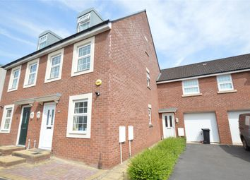 Thumbnail 3 bedroom town house for sale in Normandy Drive, Yate, Bristol