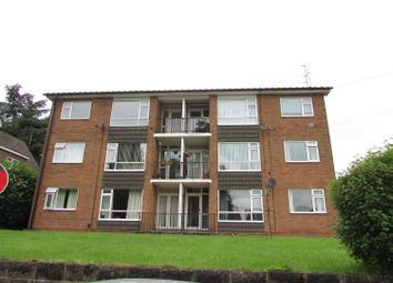Thumbnail 2 bed flat to rent in Norwood House, Peakes Road, Rugeley