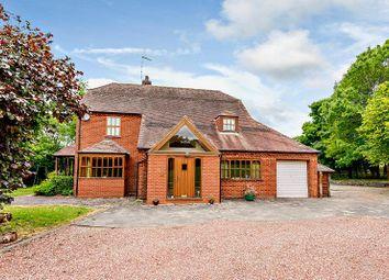Berrowhill Lane, Feckenham, Worcestershire B96. 5 bed detached house