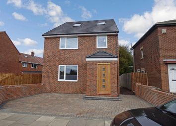 Thumbnail 3 bed detached house for sale in Mcnamara Road, Wallsend