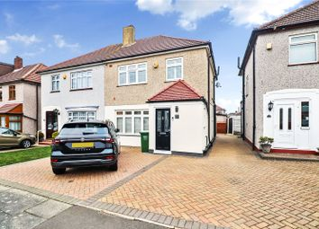 Eastry Road, Belvedere, Kent DA8. 3 bed semi-detached house for sale