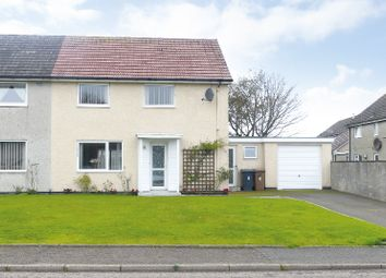 Thumbnail 3 bed semi-detached house for sale in Dale Road, Thurso