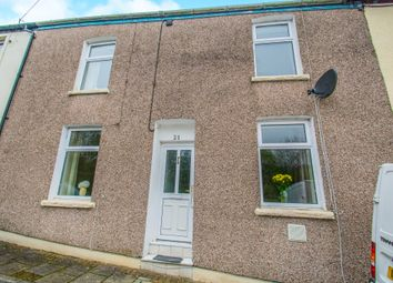 Thumbnail 2 bed terraced house for sale in Colliers Row, Tirphil, New Tredegar