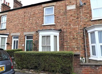 Thumbnail 3 bed terraced house for sale in Stukeley Road, Holbeach, Spalding