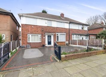 Thumbnail 4 bedroom semi-detached house for sale in Washbrook Drive, Stretford, Manchester, Greater Manchester
