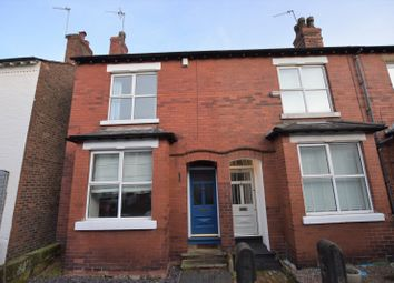 Thumbnail 2 bedroom end terrace house for sale in Bold Street, Hale, Altrincham