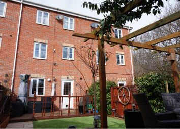 Thumbnail 3 bed town house for sale in Sheepcote Walk, Barnsley