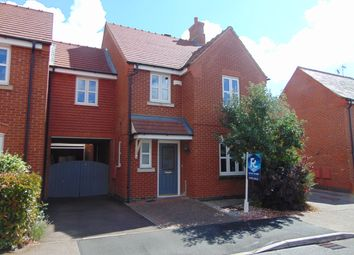 Thumbnail 4 bed link-detached house for sale in Nightingale Drive, Desborough