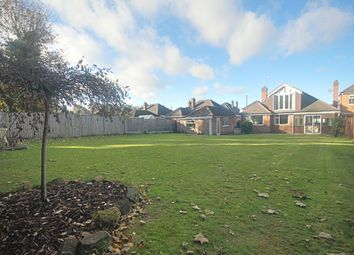 Thumbnail 4 bed detached bungalow for sale in Valmont Road, Bramcote, Nottingham