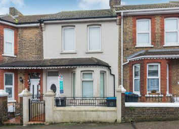 St. Patricks Road, Ramsgate CT11. 2 bed terraced house for sale