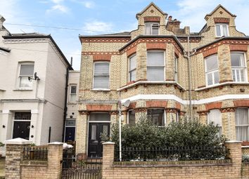 Thumbnail 2 bed flat for sale in Cromford Road, London