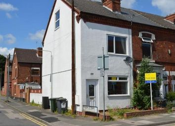 Thumbnail 2 bed end terrace house to rent in Meadow Road, Netherfield