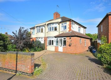 Thumbnail 3 bed semi-detached house for sale in Parkfield Avenue, Delapre, Northampton