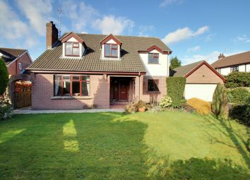 Thumbnail 4 bed detached house for sale in Brooklands Avenue, Newtownards