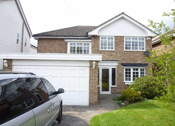Thumbnail 4 bedroom detached house to rent in St. Georges Road, Petts Wood, Orpington