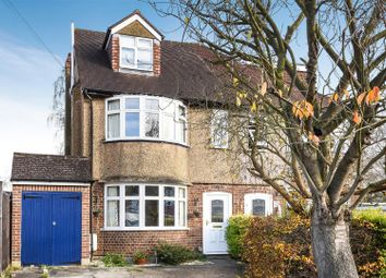 Thumbnail 4 bed semi-detached house for sale in Bateman Road, Croxley Green, Rickmansworth