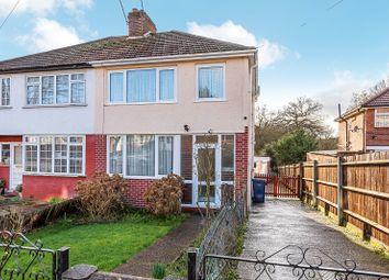 3 bed semi-detached house for sale in Riverdene, Edgware, Greater London. HA8