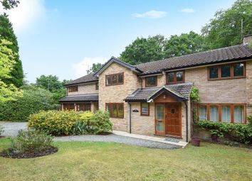 Thumbnail 6 bed detached house to rent in Oaklands Close, Ascot