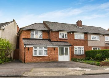 Thumbnail 4 bed semi-detached house for sale in Furness Way, Hornchurch, Greater London