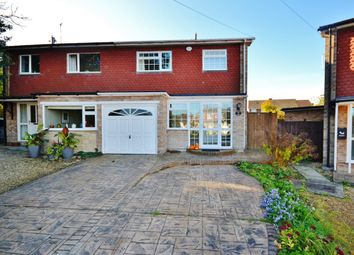 Thumbnail 3 bed semi-detached house for sale in Orchard Close, Didcot