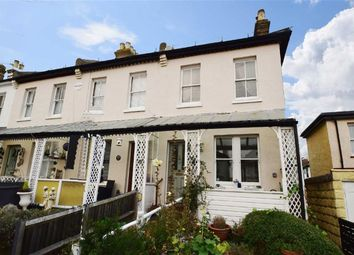 Thumbnail 2 bed end terrace house for sale in Queens Road, Leigh-On-Sea, Essex