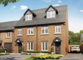 "Thumbnail 3 bed semi-detached house for sale in ""The Braxton - Plot 89"" at Stumpcross Lane, Pontefract"