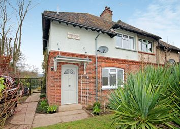 Thumbnail 3 bed semi-detached house to rent in Lakeview Cottages, Balchins Lane, Westcott, Dorking