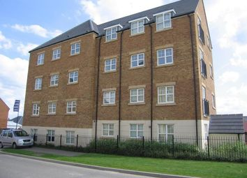 Thumbnail 2 bed flat to rent in Evergreen Drive, Hampton Hargate, Peterborough
