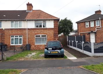 Thumbnail 3 bed semi-detached house to rent in Hazelville Road, Hall Green, Birmingham
