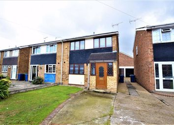3 bed semi-detached house for sale in Halt Drive, Linford, Essex SS17