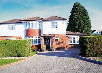 Thumbnail 5 bed property for sale in Langmead Drive, Bushey Heath WD23.