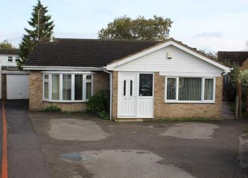 Thumbnail 3 bed bungalow for sale in Ellesmere Close, Brackley, Northamptonshire